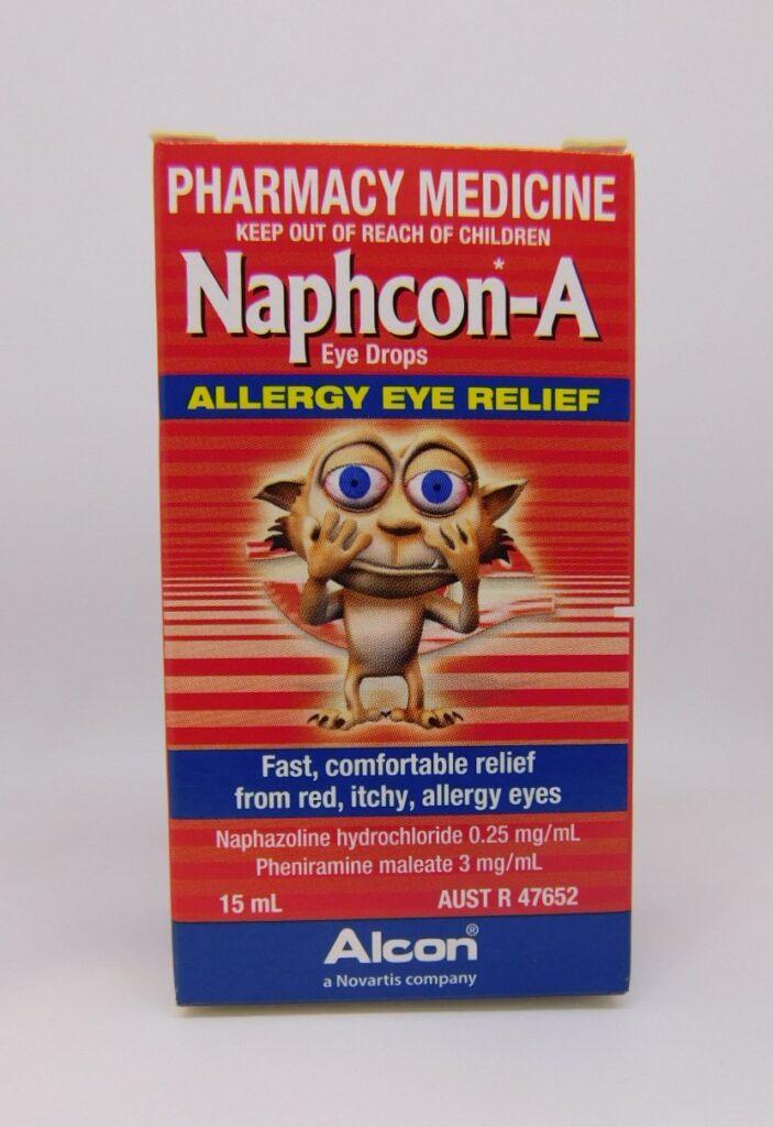 Naphcon A Eye Drops 15ml