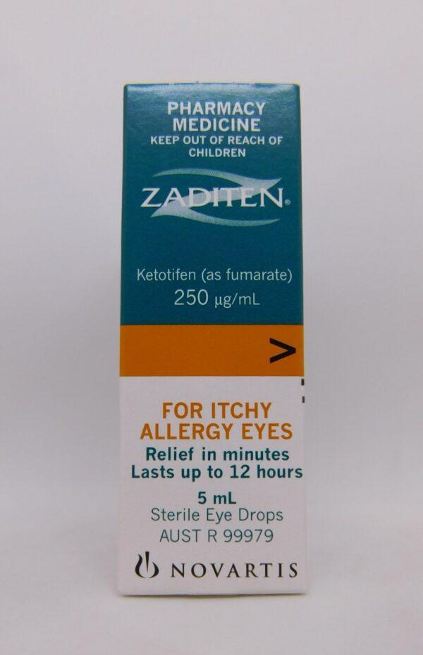 Zaditen Eye Drop 5ml