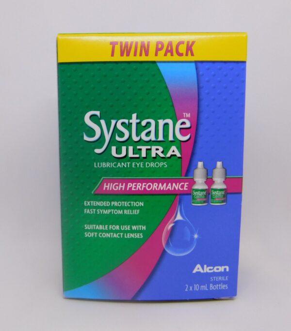 Systane Ultra Drops 2x10ml